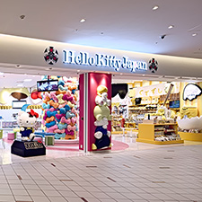 95677c0c5 Recommended Stores. [TOKYO] Hello Kitty Japan