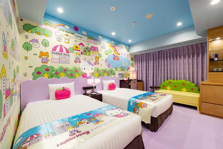 沖縄 サンリオ ホテル