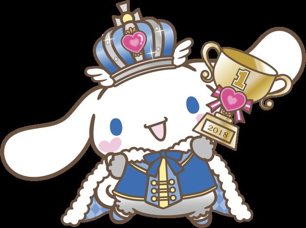 結果発表 33rd サンリオキャラクター大賞 公式サイト