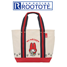MY MELODY×ROOTOTEコラボレーションシリーズが登場!