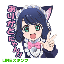 【LINEスタンプ】SHOW BY ROCK!! ※有料