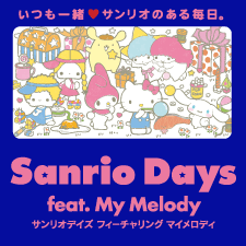 Sanrio Days feat. My Melody in 東武百貨店池袋店