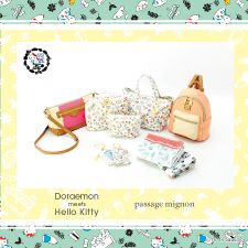 【Doraemom meets Hello Kitty】passage mignonコラボアイテムが登場♪