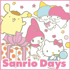 Sanrio Days feat. My Melody in 西武八尾店