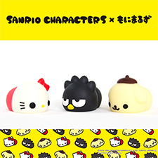 「SANRIO CHARACTERS」と「もにまるず」コラボ決定!