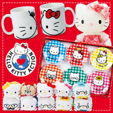 HELLO KITTY ACTION  「FOR THE LOVE」