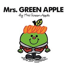 Mrs. GREEN APPLE × MR. MEN LITTLE MISSコラボキャラクター登場!
