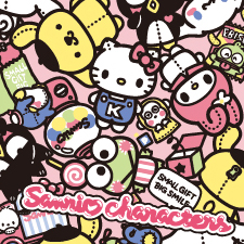 Sanrio Toy Characters デザインシリーズ