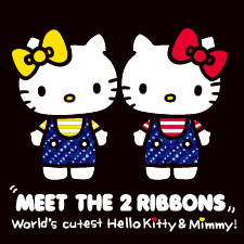 HELLO KITTY ACTION -MEET THE 2 RIBBONS-
